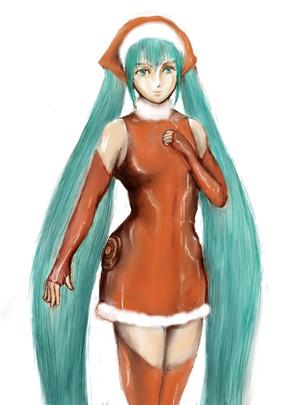 Santa_miku13